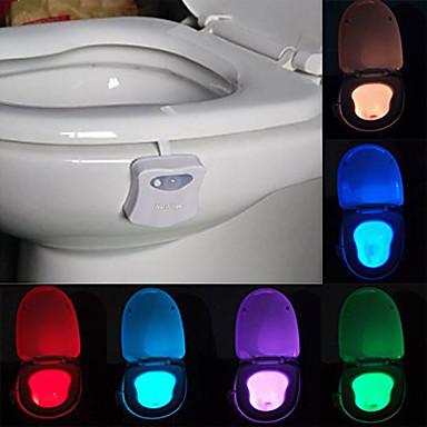 Youoklight 1 pc amor higiênico luz mudança de cor aa baterias alimentado mudança de cor de controle de luz <5 V DIODO EMISSOR de Luz>