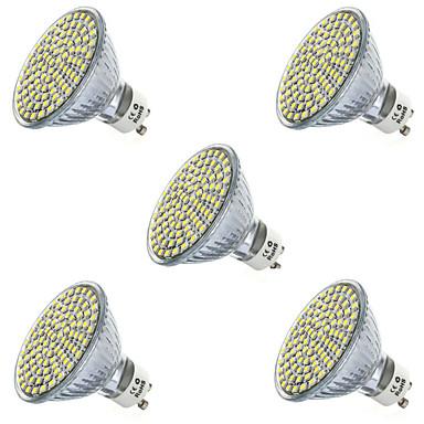 3.5W 2700/6500lm GU10 GX5.3 Lâmpadas de Foco de LED MR16 80led Contas LED SMD 2835 Decorativa Branco Quente Branco Frio
