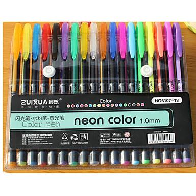 loisteputki kynä flash kynä pastels yhdistelmä puku