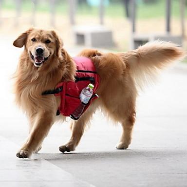 강아지 캐리어&여행용 배낭 개 팩 애완동물 캐리어 방수 휴대용 레드 그린 블루