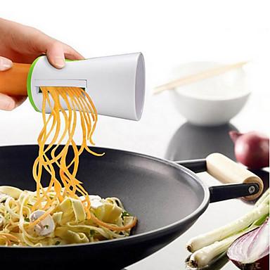 espiralizador de verduras verdura rallador cortadora cortadora zanahoria pepino cocina
