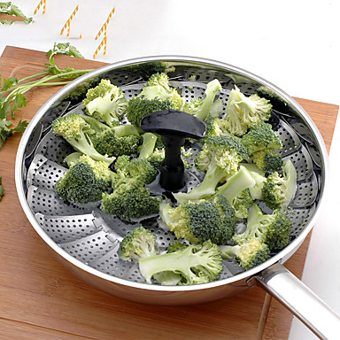 Keukengereedschap Roestvast staal Multi-Functies / Beste kwaliteit / Creative Kitchen Gadget Kookgerei 1pc