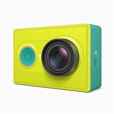 Xiaomi Xiao Yi Câmara de Acção / Câmara Esportiva 16MP 4608 x 3456 Bluetooth sem fio 60fps 120fps 30fps 24fps 240fps 10x 0 Não CMOS 32 GB