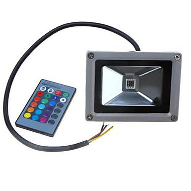 LED-lyskastere Bærbar / Fjernstyrt / Mulighet for demping RGB 24V / 12V Utendørsbelysning