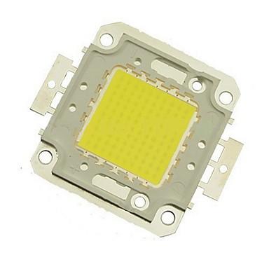 zdm 1pc 100w led integrat 8500-9500lm dc30-34v 2.8-3a led cip integrat sursă de lumină rece alb 6000-6500k