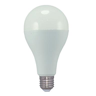 ADDVIVA 3000lm E26 / E27 مصابيح كروية LED A80 30 الخرز LED SMD 2835 أبيض دافئ 220-240V