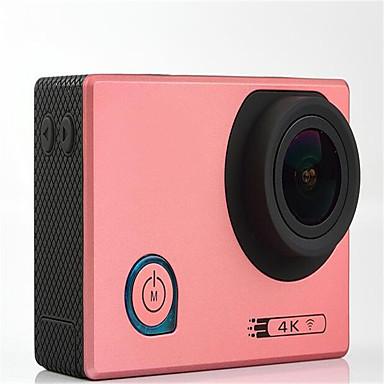 F80 Toimintakamera / Urheilukamera 16MP 4000 x 3000 Wifi Säädettävä Vedenkestävä Langaton 30fps 4X ± 2 EV 2 CMOS 32 GB H.264 Englanti