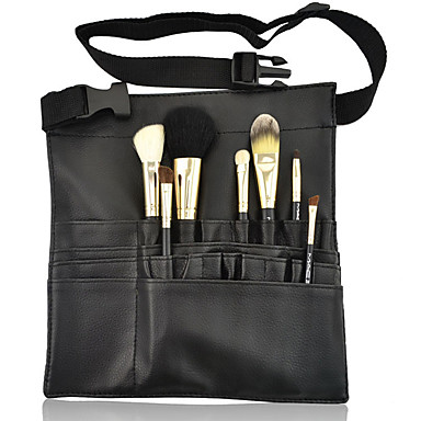 ベルトストラップホルダー化粧用ブラシ収納オーガナイザーボックスの美しさのアーティストツールでポータブル化粧ブラシバッグケースエプロン22pockets