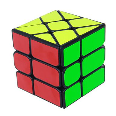 Rubikin kuutio YONG JUN 3*3*3 Tasainen nopeus Cube Rubikin kuutio Puzzle Cube Professional Level / Nopeus Lahja Klassinen ja ajaton Tyttöjen