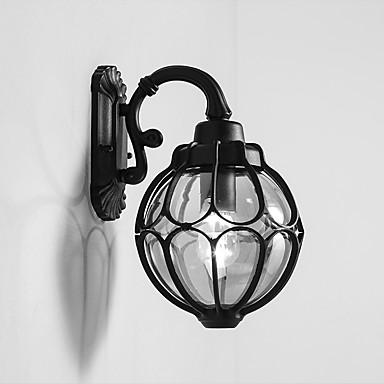 Moderno / Contemporáneo Lámparas de pared Metal Luz de pared 110-120V / 220-240V MAX60W