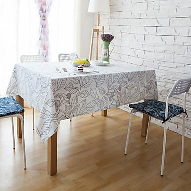 長方形 ストライプ パターン柄 テーブルクロス 材料 ホテルのダイニングテーブル 表Dceoration 1