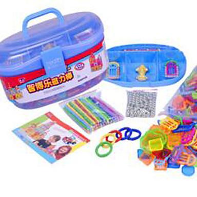 磁気玩具 磁気スティック 磁石玩具 ブロックおもちゃ 知育玩具 磁気建築セット 1 小品 おもちゃ 磁石 かわいい 磁石バックル サーキュラー ギフト