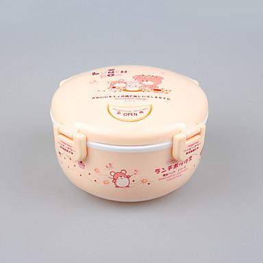 1 Keittiö Muovi Lounaslaatikot