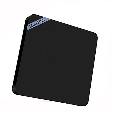 Mini M8S II Android 6.0 TV-boksi Amlogic S905X 2GB RAM 8Gt ROM Neliydin