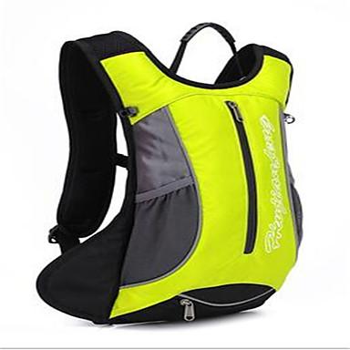 12 L Reise Duffel Bag Sykling Ryggsekk Ryggsekk Pakker Camping & Fjellvandring Klatring Fritidssport Sykling / Sykkel Løp Vanntett Nylon