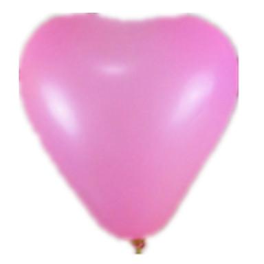 ボール 風船 おもちゃ ハート型 ノベルティ柄 男の子 女の子 1 小品