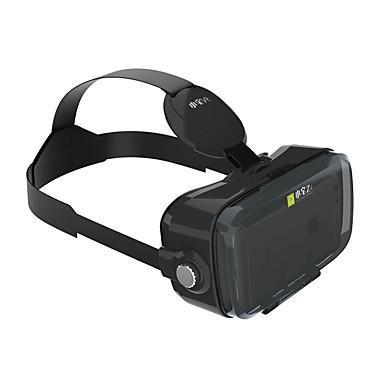 4.7から6.2インチのスマートフォン用の黒VR 3DグラスバーチャルリアリティヘッドセットのボーボボのVR