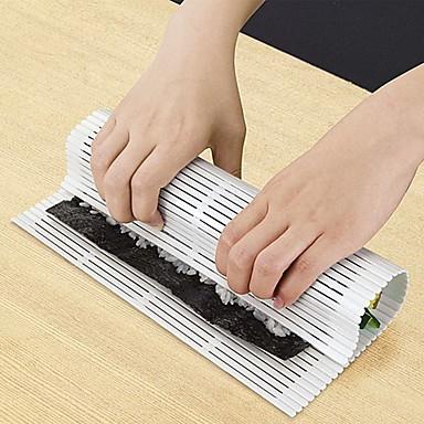 1pc Herramientas de cocina El plastico Cocina creativa Gadget Herramienta para Sushi Para utensilios de cocina
