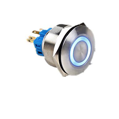 リセットランプを有する金属プッシュボタンスイッチ