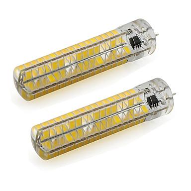 5W GY6.35 LED Bi-Pin lamput T 136 ledit SMD 5730 450-500lm Lämmin valkoinen Kylmä valkoinen