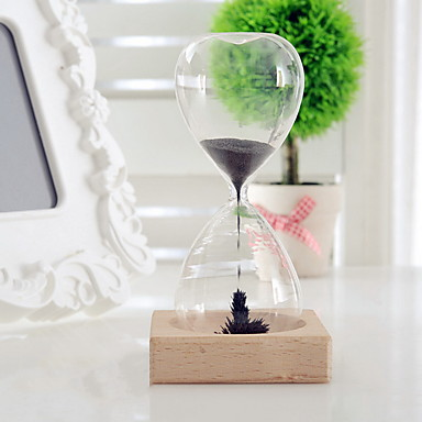High Quality Magnet Magnetic Hourglass Time Creative Furnishing Articles