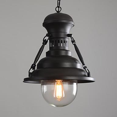 CXYlight أضواء معلقة ضوء سفل طلاء ملون معدن زجاج استايل مصغر 110-120V / 220-240V لا يشمل لمبات / E26 / E27