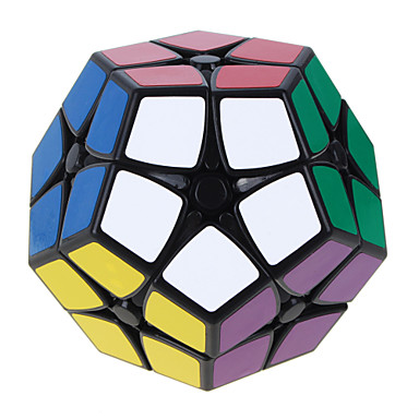 Cubo mágico Cubo QI Shengshou MegaMinx 2*2*2 Cubo Macio de Velocidade Cubos mágicos Cubo Mágico Nível Profissional Velocidade Concorrência Clássico Crianças Adulto Brinquedos Para Meninos Para Meninas