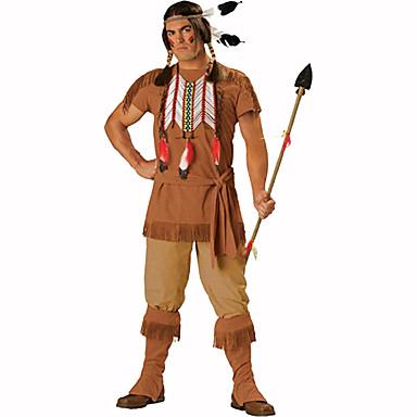 Miehet Halloween Joulu Karnevaali Lasten päivä Uusi vuosi Oktoberfest Festivaali/loma Halloween-asut Painettu