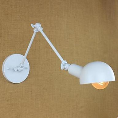 Moderno / Contemporáneo Lámparas de pared Metal Luz de pared 110-120V / 220-240V 40w