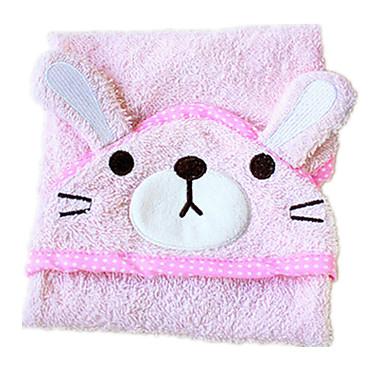 rosa bomull rengjøring hunder badehåndkle 1PS