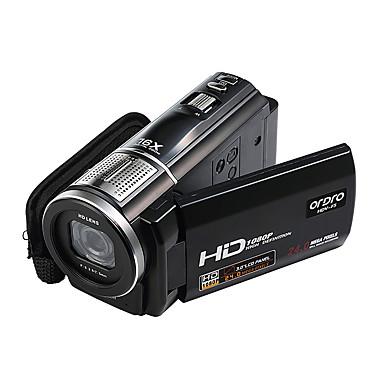 ordro® HDV-f5 1080p digitális videó kamera 3