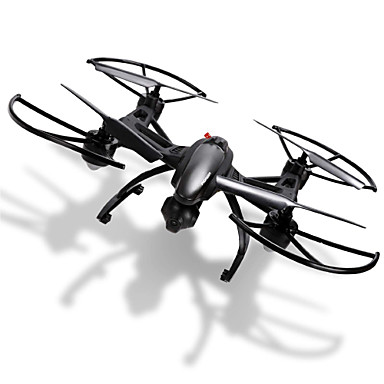 RC Drone JXD 509G RTF 6CH 6 Akse 2.4G Med HD-kamera 2.0MP 720P Fjernstyrt quadkopter FPV / En Tast For Retur / Auto-Takeoff Fjernstyrt