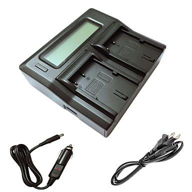 ismartdigi bp511 LCD dual laturi auton latausjohto Canon EOS 300d 10d 20d 30d 40d 50d EOS 5D kameran batterys