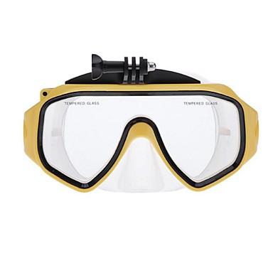 ダイビングマスク 防水 ために アクションカメラ フリーサイズ Gopro 5 Gopro 3 Gopro 2 Gopro 3+ Gopro 1 Gopro 3/2/1 シリコーン