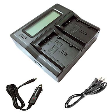 ismartdigi du21 LCD dual laturi auton latausjohto PANASONIC gs78 gs108 GS27 gs28 GS500 DU14 du21 kamera batterys