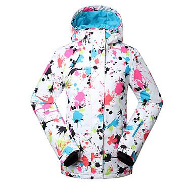 6c3369c1f GSOU SNOW® Oblečení na lyže Bundy na lyže/snowboard Dámské Zimní oblečení  Polyester Oblečení