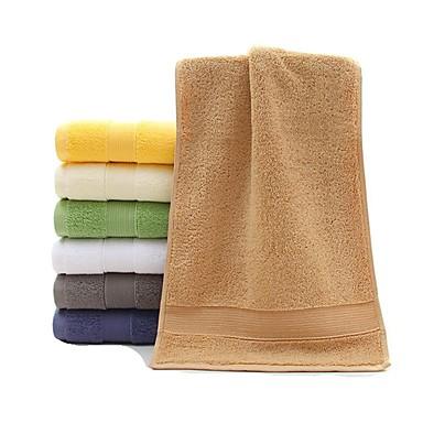 Calidad superior Toalla de Mano, Un Color 100% algodón Baño