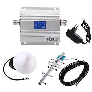 LCD GSM 900MHz Cell Phone Signal Booster Amplifier Signal