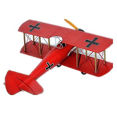 グライダーおもちゃ おもちゃ 飛行機 レトロ風 調度品 鉄 メタル 女の子 男の子 小品