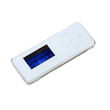 Uniscom MP3 MP3 WMA APE OGG AAC Wiederaufladbare Li-Ion Batterie