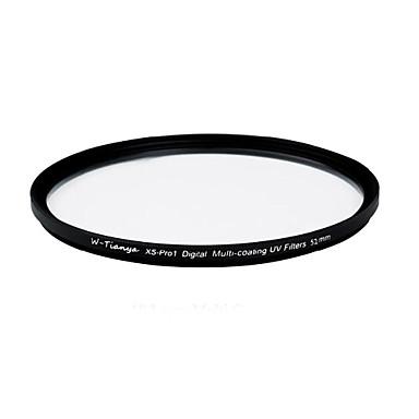 tianya® 52mm mc uv ultravékony xs-Pro1 digitális Muti bevonat UV szűrő nikon d5200 D3100 D5100 D3200 18-55mm objektív