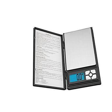 Tasche elektronische Waagen tragbare Waagen tragbare elektronische Waagen Schmuckwaagen (Verkauf b01 2000g / 0,1)