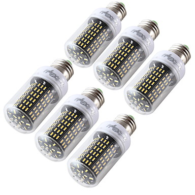 E14 LEDコーン型電球 T 138 LEDの SMD 4014 装飾用 温白色 クールホワイト 400lm 3000/6000K AC110-220V