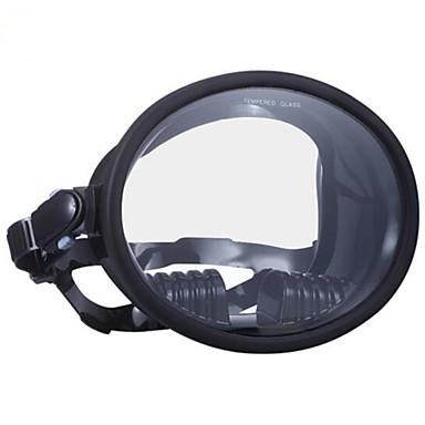 シュノーケルマスク 安全装置 ダイビングマスク 保護 安全・セイフティグッズ 180度 NO TOOLSは必要ありません 水泳 潜水 シリコーン ガラス - WAVE