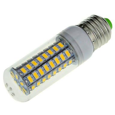 E14 E26/E27 LED Mais-Birnen B 72 Leds SMD 5730 Dekorativ Warmes Weiß Kühles Weiß 1650lm 2800-3200/6000-6500K AC 220-240V