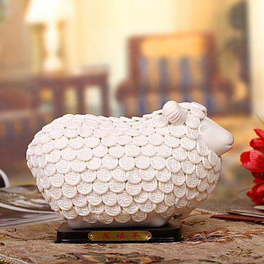 動物 セラミック コンテンポラリー 屋内 装飾的なアクセサリー