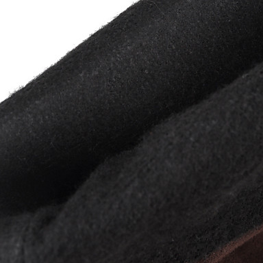Bottes Bout Soirée Similicuir Noir Chaussures rond Mode Talon Automne Hiver Evénement Aiguille 05466981 Lacet amp; Foncé Bottes à la Brun Femme 18pPxqx