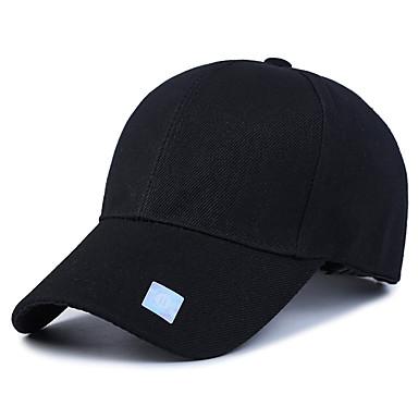 Superlyhyt Hattu Miesten Naisten Ultraviolettisäteilyn kestävä Aurinkovoide varten Baseball Kirjain ja numero Muoti Spandex Kesä