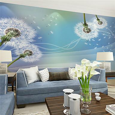 Art Deco / 3D Taustakuva Kotiin Nykyaikainen Seinäpinnat , Kanvaasi materiaali liima tarvitaan Seinämaalaus , huoneen Tapetit