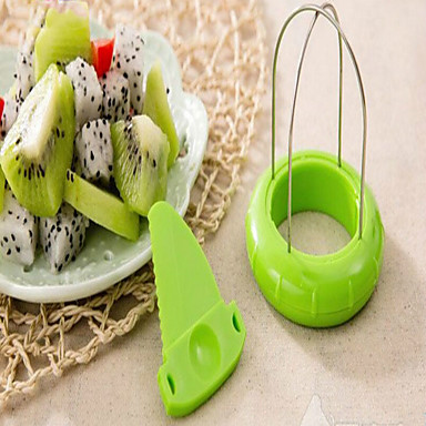 Cortadores de Frutas e Vegetais ABS,